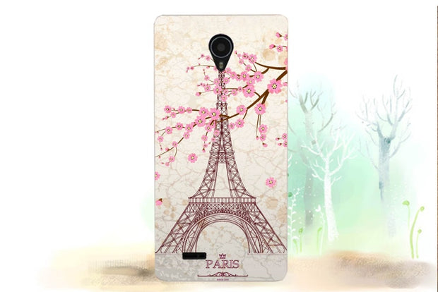 Cool Fashion TPU Cover Case For Micromax Q415 Soft Silicone Phone Case For Micromax Canvas Pace 4G Q415 4.5 Inch Back Cover