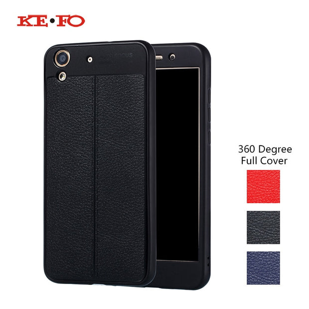 Cover Case For Huawei Y6II Y6 II 2 Cases Soft Silicone 360 Degree ...
