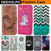 DEEVOLPO PU Leather Fundas Case For Apple Iphone X 8 7 6 6S Plus 5S SE Case For Touch 6 Silicone Holder Wallet Cover Bag D23Z