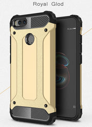 Defender Drop Resistance Anti Hit Case For Xiaomi Mi A2 A1 Rugged Hybrid Armor Cover
