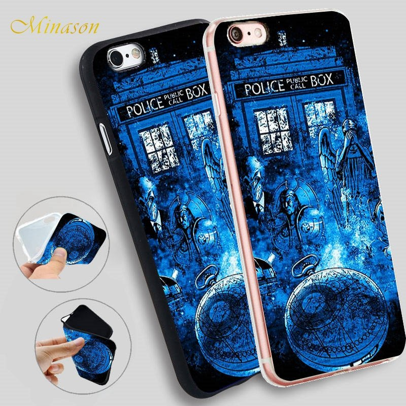 38fa07379 Doctor Who Collage Trending Coque Soft TPU Silicone Phone Case Cover F –  Nox Cases