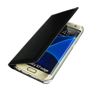 Flip Case PU Leather Protect Cover Case For Samsung Galaxy S7 Edge Protective Case