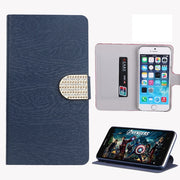 Flip PU Leather Phone Case For Homtom HT27 HT 27 5.5 Inch Case Cover Wallet Card Holster Housing HT27 Phone Shell Bags