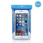 Waterproof bag blue
