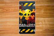 "For Fly Fs405 Case Cover Luxury 8 Patterns Painting Colored Spider Glass Skull Soft Tpu Case For Fly Fs 405 Fs405 4.0"" Phone Bag"