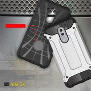 For Huawei Honor 6X Case Mate 9 Lite TPU And PC Hard ShockProof Protector Armor Cover For Huawei Gr5 2017 Case