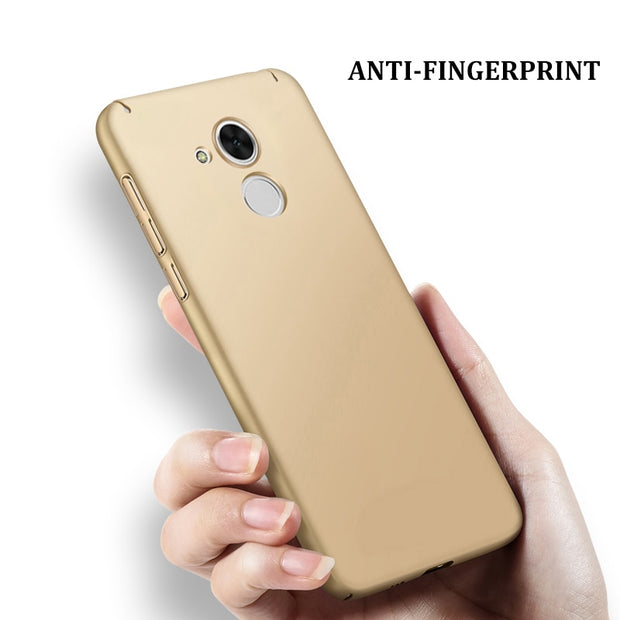 For Huawei Mate 10 Lite Ultra-thin Matte PC Protective Cover For Huawei Honor 6A 6C Pro Honor 9 Honor8 8 P9 P8 Lite 2017 Case