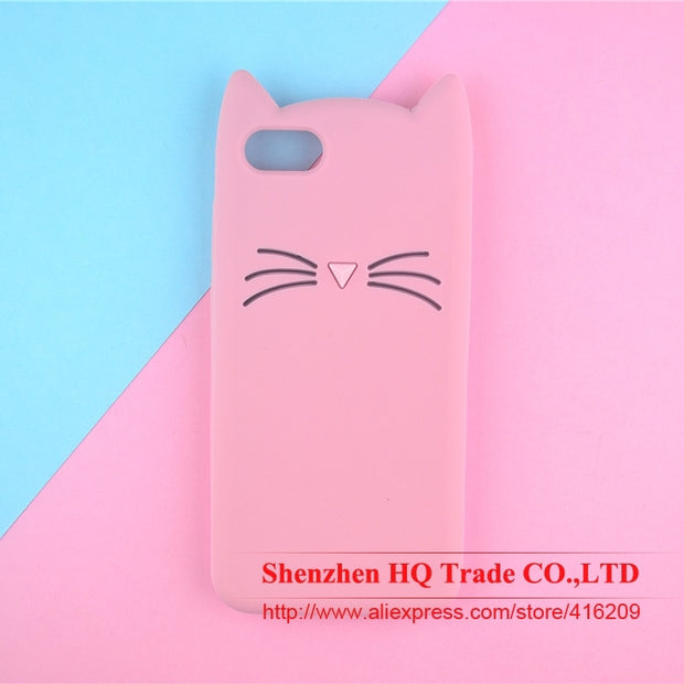 For Huawei Y5 2018 Case Silicone Cartoon Cat Weave Carbon Fiber Phone Cover Cases For Huawei Y5 Prime 2018
