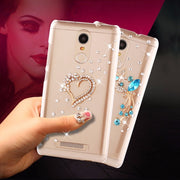 "For Huawei Honor 6X Case New Fashion DIY Rhinestone Hard PC Cover Case For Huawei Honor 6X BLN AL10 5.5"" (mate 9 Lite) Case"