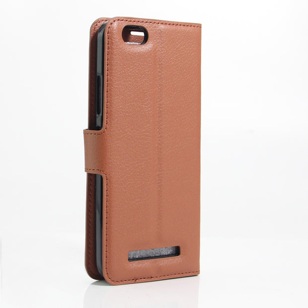 For Lenovo A2020a40 Case Luxury PU Leather Back Cover Case For