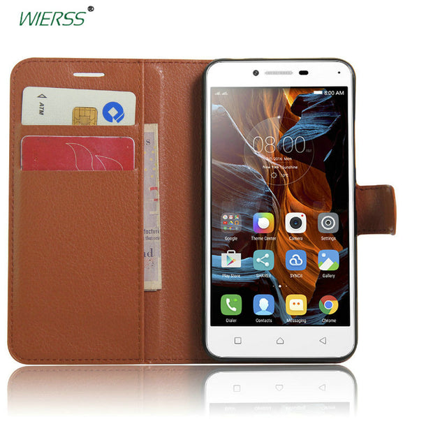 "For Lenovo Vibe K5 Plus A6020a46 Wallet Flip Leather Case For Lenovo K5 A6020 A6020a40 5"" Phone Leather Cover Case Etui>"