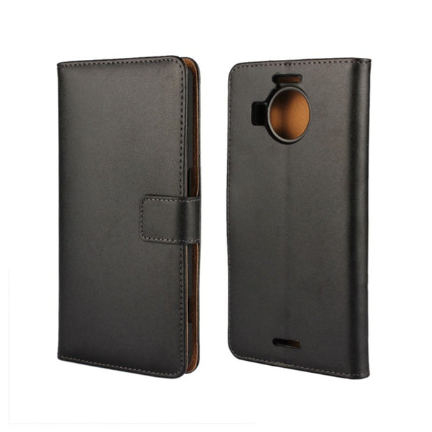 For Nokia Lumia 950XL Case Luxury Wallet PU Leather Case For Microsoft Lumia 950 XL 950XL Flip Protective Phone Back Cover Skin