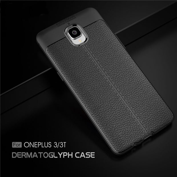 buy popular 0043f 2c9c4 For OnePlus 3 Case OnePlus 3T TPU Rubber Silicone Case Back Cover  ShockProof One Plus A3000 A3010 Case For Oneplus 3 T