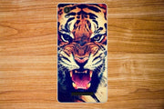 "For Prestigio Wize N3 Case Cover Hot Diy UV Painted Colored Tiger Owl Case For Prestigio Wize N3 NX3 NK3 3507 DUO 5.0"" Cover"
