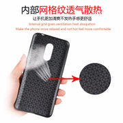 For Redmi 5 Plus Case Luxury Shockproof Carbon Fiber Ultra Thin Soft TPU Phone Case For Redmi 5 Note5 Note 5A Slicone Back Cover