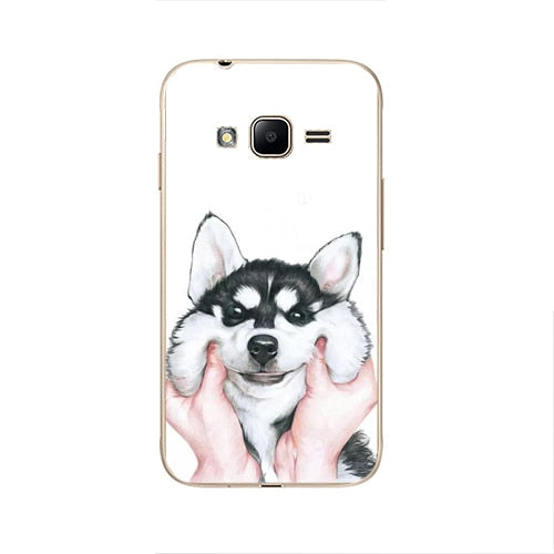 For Samsung Galaxy J1 Mini Prime Silicone Case Cover For Samsung Galaxy J1 Mini Case Cover For Samsung J1 Mini Prime J106F 2016