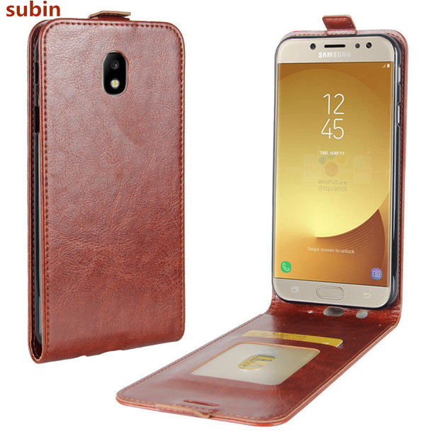 newest c609e f1501 For Samsung Galaxy J7 Pro 2017 Case Cover Original Leather Case Protective  Shell Funda For Samsung Galaxy J7 Pro Flip Cases