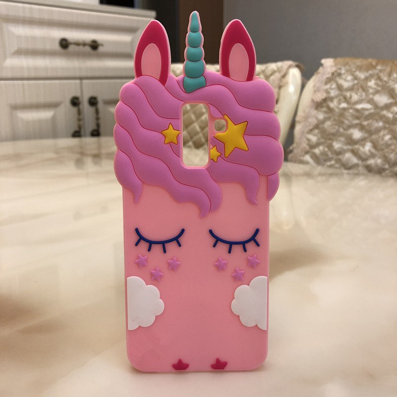 Pink Galaxy Unicorn