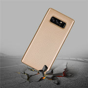 For Samsung Galaxy Note 8 Case Luxury Shockproof Carbon Fiber Ultra Thin Soft TPU Phone Case For Galaxy Note8 Slicone Back Cover