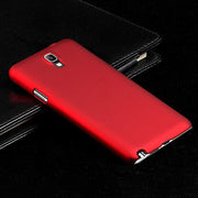 "For Samsung Note 3 Neo Case Matte Plastic Cover Case For Samsung Galaxy Note 3 Neo Lite Mini N7505 5.5"" Phone Protective Coque"