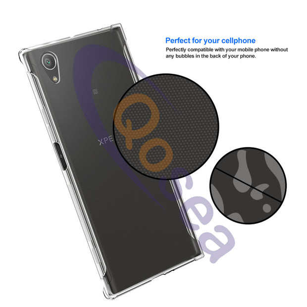 For Sony Xperia XA1 Plus Case Ultra Clear Silicone Soft Transparent For TPU For Sony XA1 Plus Anti-knock Protective Phone Cover
