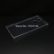 "For Sony Xperia XA2 Ultra / Dual 6.0"" Slim Crystal Clear Transparent Soft TPU Back Case Protection Skin Camera Protect Cover"