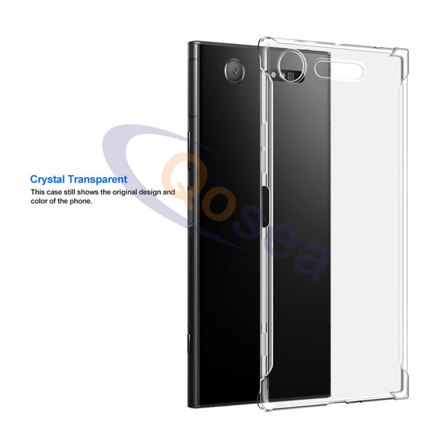 For Sony Xperia XZ1 Case Transparent Protecttive Coque Ultra Clear Slim Silicone Soft Gel TPU For Sony Xperia XZ1 XZ2 Back Cover