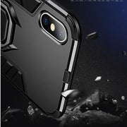 For Xiaomi Pocophone F1 Case Magnetic Ring For Xiaomi Mix 2 Cases 2S Max 3 5X 6X A1 A2 S2 8 SE 8 Lite Phone Luxury Stand Cover
