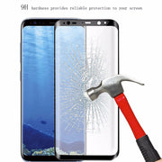 For Samsung Galaxy S8 Plus Case Cover Galaxy S6 Edge Tempered Glass Case For Samsung S8 Protection For Samsung S6 Edge Plus Film