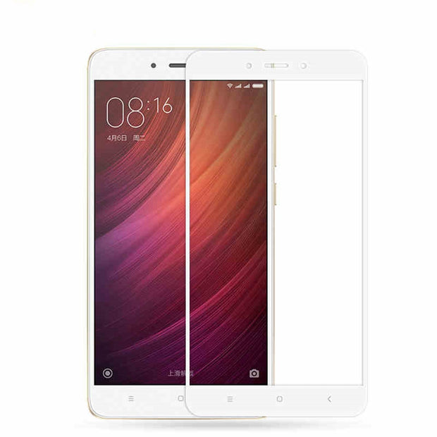 Full Coverage For Xiaomi Redmi Note 4X Ultra Thin 0.26mm Glass Screen HD Protective Film For Redmi Note4X Pro Prime