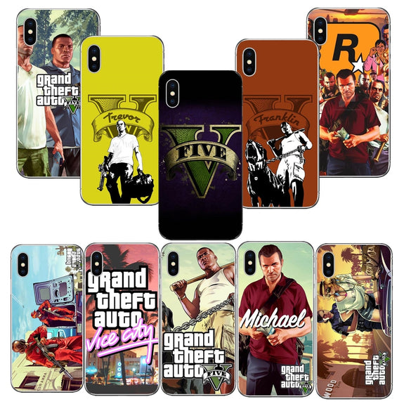coque gta iphone 6