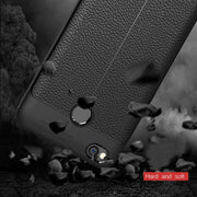 GerTong For Xiaomi Redmi 4X Case 5.0 Inch Soft TPU Slim Phone Cover Case For Xiaomi Redmi 4X Plain Lines Business Protection