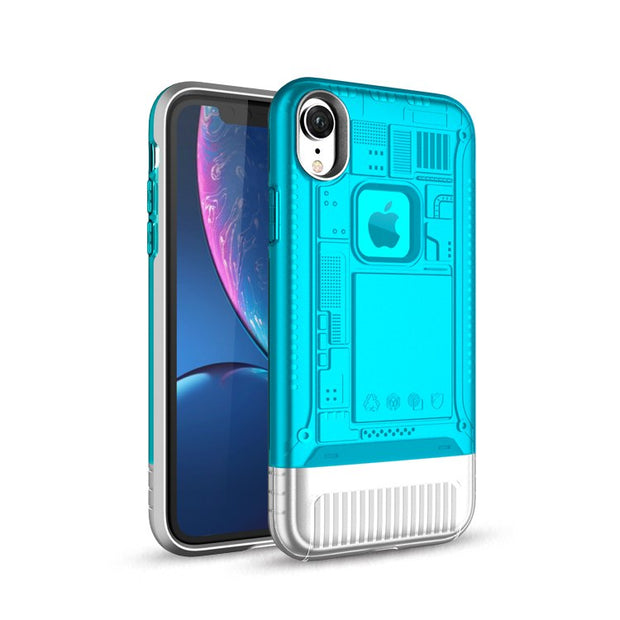 GrandEver Phone Case For Moto E5 E4 Cover For Armor Clear Protective Shockproof Cover For Moto C Cases Funda Transparent