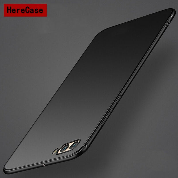 HereCase Cover For Huawei Honor 10 Case 360 Protection Soft Silicone Matte Phone Cases For Honor 10 View 10 View10 V10