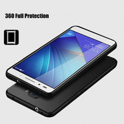 HereCase Cover For Huawei Honor 7 Case 360 Protection Soft Silicone Matte Phone Cases For Honor 7 Honor7