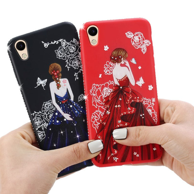 HeyJingles Case For OPPO A37 Cover Protective Soft Pretty Protector