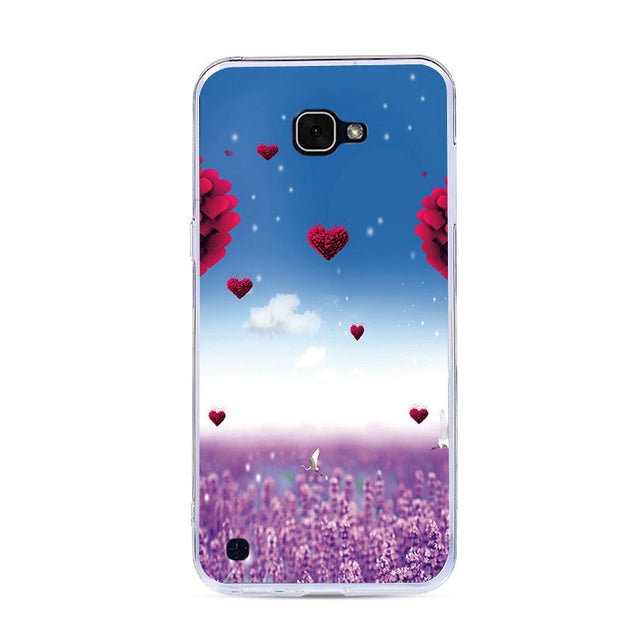 J&R Pattern Phone Cover For LG X5/Xmax Case TPU Soft Silicone For LG X Max  Cases TPU Phone Shells For LG X5 Protective Flower
