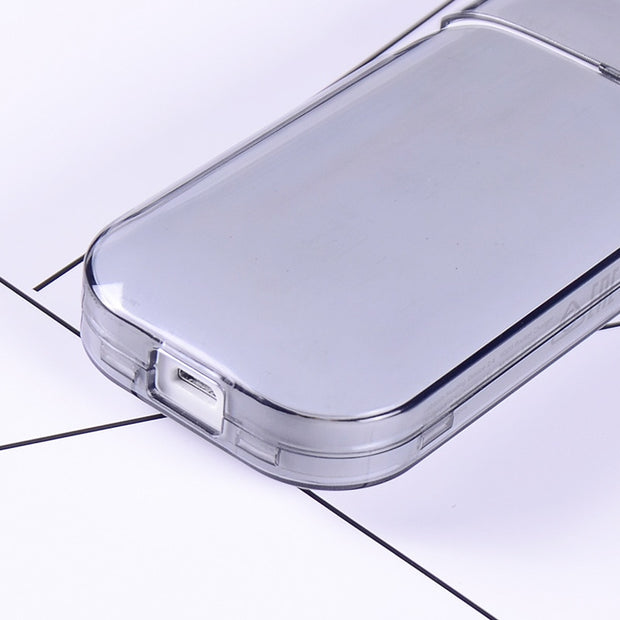 JINSERTA 2018 For IQOS Case Cover Transparent Portable Waterproof Dust Protector Anti Scratch For Iqos Protective Hard PC Cases