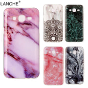 LANCHE For Samsung Galaxy J5 2016 SM J510F J510 J500F J510FN Case Ultra Thin Soft TPU Back Phone Cover For Samsung J5 (2016)Case