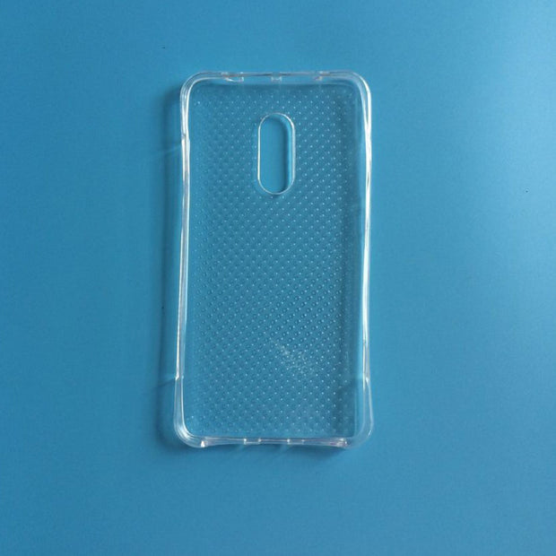 Laumans Shockproof Case For Xiaomi Redmi Note 4 Ultra Thin Transparent Clear Phone Cover Fundas For Xiaomi Redmi Note 4
