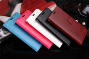 Leather Flip Cases For Xiaomi Mi 3 4 4s 5 5s 6 Plus For Xiaomi 4c 5c Max 2 Mix Mi Note2 Cover Fundas