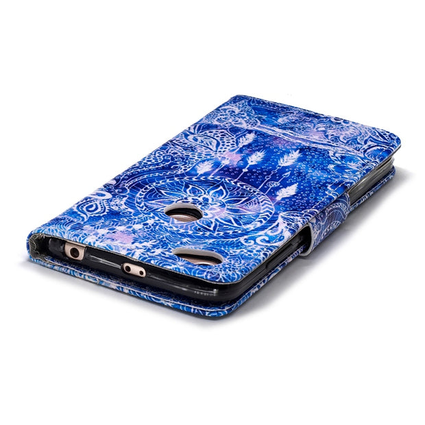 Luxury Case For Xiaomi Redmi Note 5A PU Leather Stand Card Pocket Case For Xiaomi Redmi Note 4 Note 4X Flip Wallet Coque