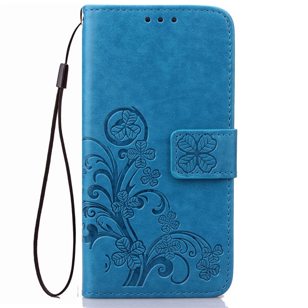 Luxury Retro Leather Flip Cover Case For Huawei Honor 5C / Honor 7 Lite Wallet Phone Bag Coque With Card Holder Huawei Honor 5 C