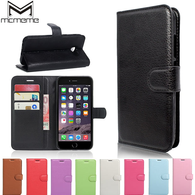 apple iphone 7 flip case leather