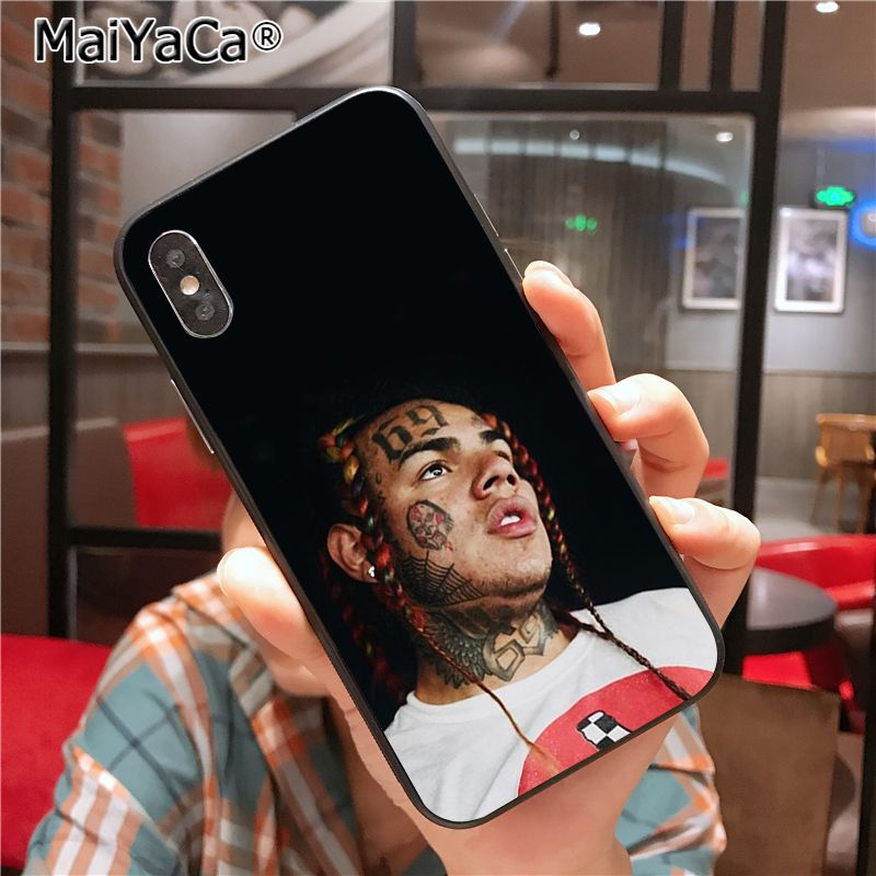 6ix9ine coque iphone 6