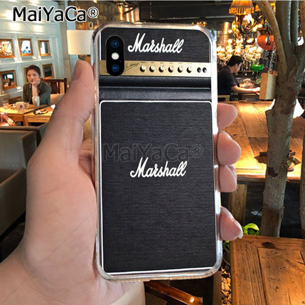 cover iphone 6 marshall