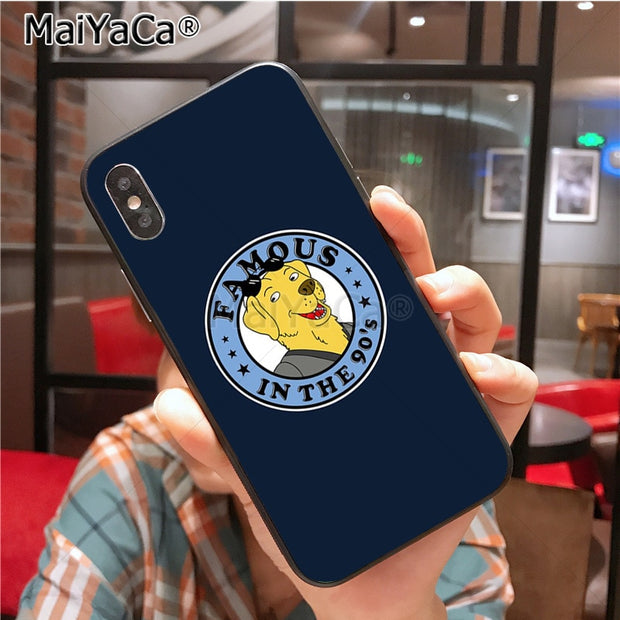 coque iphone 6 bojack horseman
