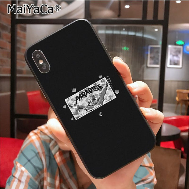 MaiYaCa CYPHAT Unique Design Newest The Fashion Phone Case For IPhone X XS XR XS MAX 8plus 7 6splus 5s Se 5c 7plus Case Cover