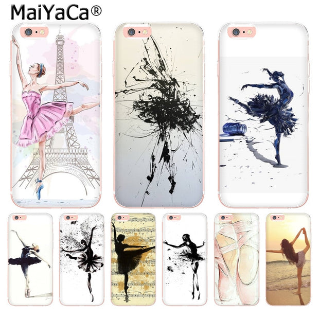 ballerina iphone 7 case