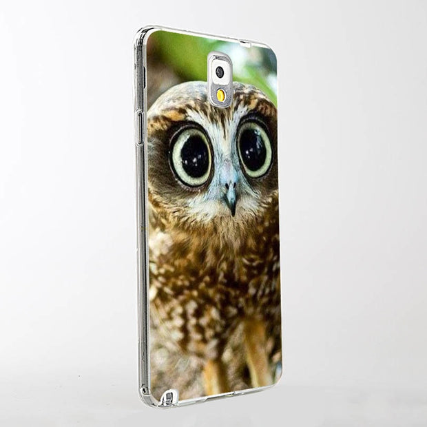 MaiYaCa Cute Owl Wallpaper Phone Accessories Case for Samsung Galaxy S3 S4 S5 S6 S7 S8 0785262f 088d 4585 a61f